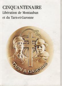 Couverture Cinquantenaire Libération de Montauban