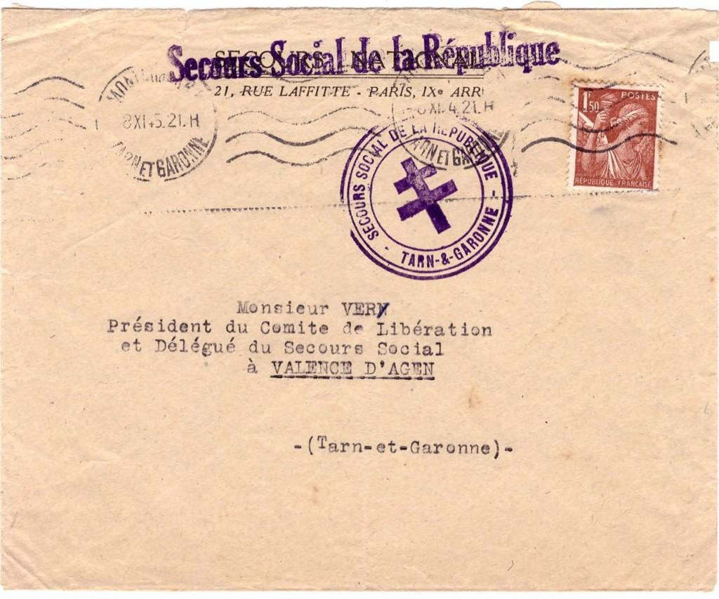Secours social de la république