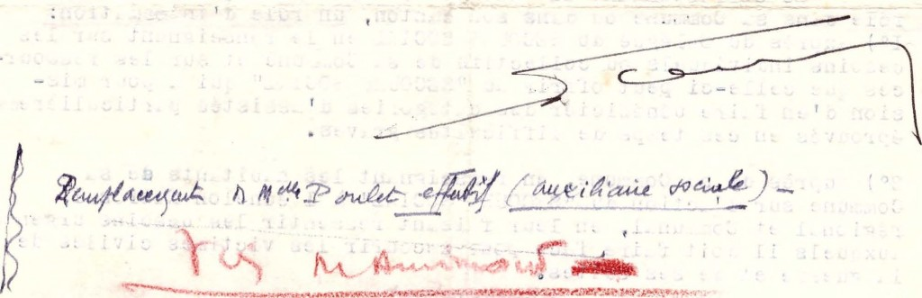 Signature Aubry