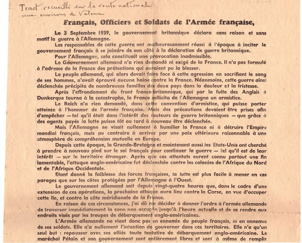 Tract Adolf Hitler